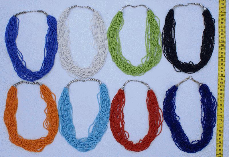 Изделия из бисера: сережки, ожерелья - Бижутерия и сувениры оптом и в розницу, Геленджик.