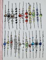 Pulseras de cristal de murano