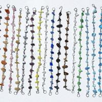 Bracelets d'alpaga