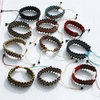 Farbe Samen Armbänder