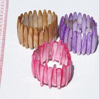 pulseiras de cores