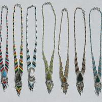Piedra Perlen Halsketten