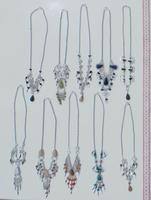 Piedra stone necklaces