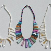 Color necklaces