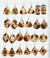 Ethnischen Ohrringe