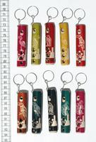 Porte-clés de flûtes
