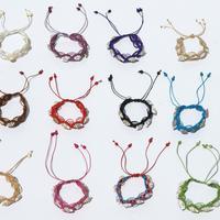 Bracelets avec coquilles