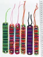 Bracelets de Péruviens