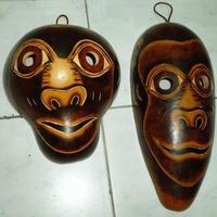 Peruvian masks