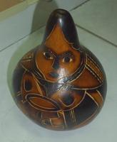 Ethnic figurine