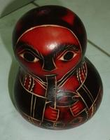 Peruvian figurine