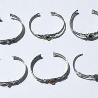 Cuff bangle bracelets