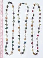 Necklaces semi precious stones