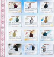 Pendentifs quartz