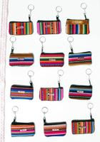 Keyrings of coin purses