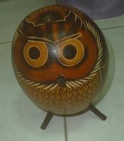 Owl handicraft